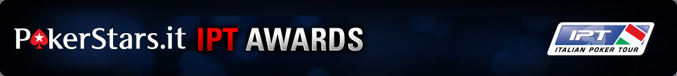 PokerStars IPT Awards